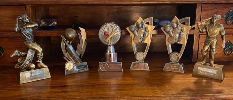 Trophies 2019 season